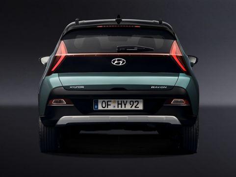 Hyundai BAYON - Heck
