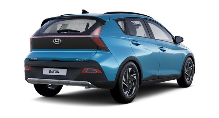 Hyundai BAYON - hinten