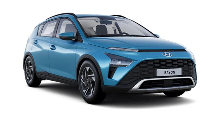 Hyundai BAYON - vorn