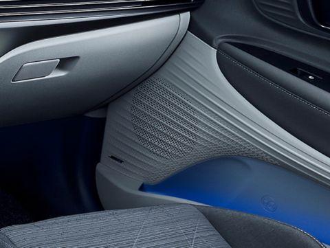 Hyundai Bayon - Soundsystem