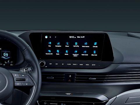 Hyundai Bayon - Touchscreen