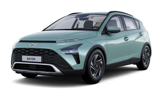 Hyundai Bayon - Kontaktformular