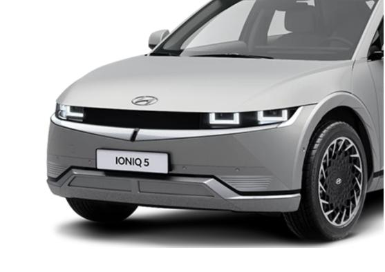 Hyundai IONIQ 5 - Ausleuchtung