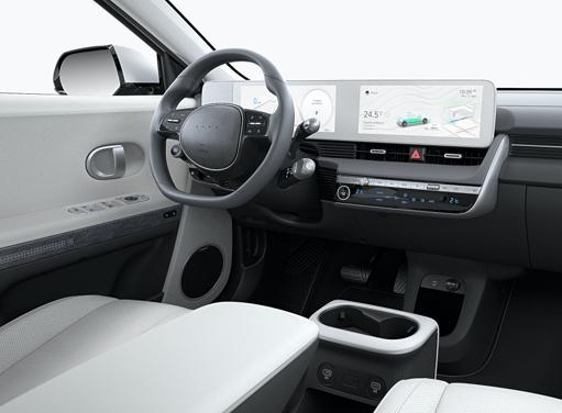 Hyundai IONIQ 5 - Cockpit