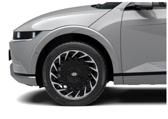 Hyundai IONIQ 5 - Leichtmetallfelgen