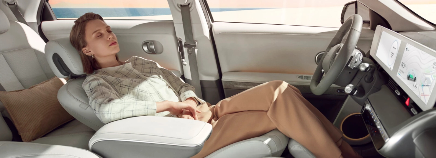 Hyundai IONIQ 5 - Innenraum