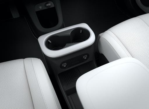 Hyundai IONIQ 5 - Mittelkonsole