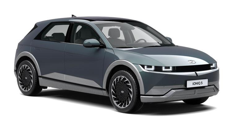 Hyundai Ioniq 5 - vorn