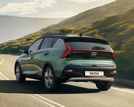 Hyundai Bayon - CVVD-Technologie