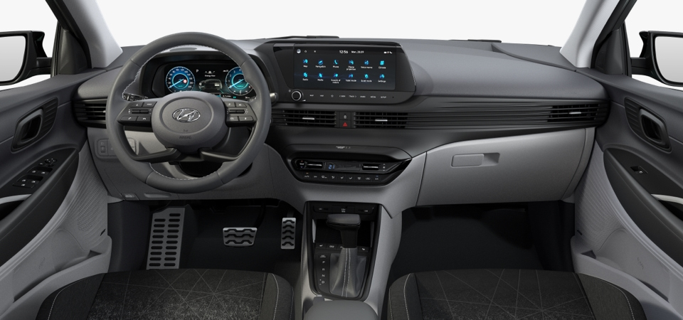 Hyundai Bayon - Interieur
