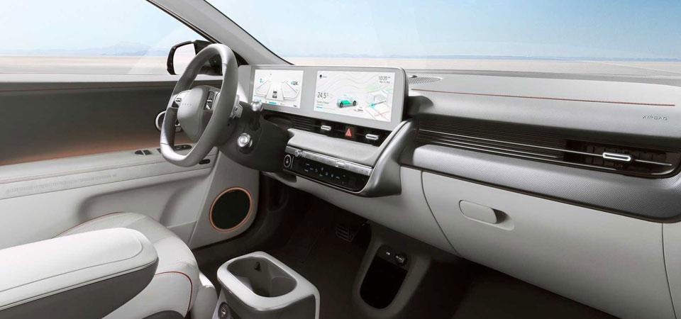 Hyundai IONIQ 5 - Interieur