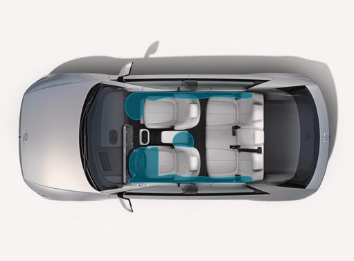 Hyundai IONIQ 5 - Airbags
