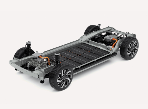 Hyundai IONIQ 5 - 800 Volt Technologie