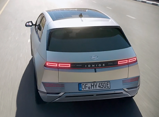 Hyundai IONIQ 5 - Autonomes Fahren