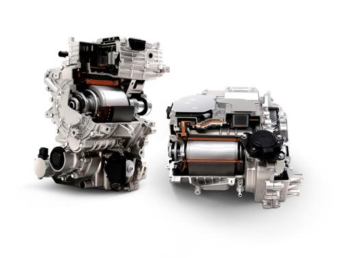 Hyundai IONIQ 5 - Elektromotoren