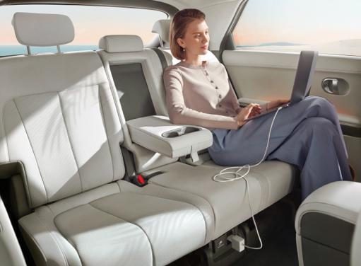 Hyundai IONIQ 5 - Beliebige Geräte laden