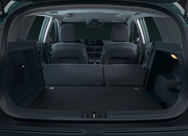 Hyundai BAYON - Kofferraum