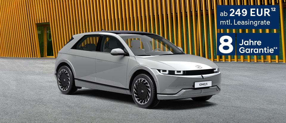 Hyundai IONIQ 5 - Leasingangebot