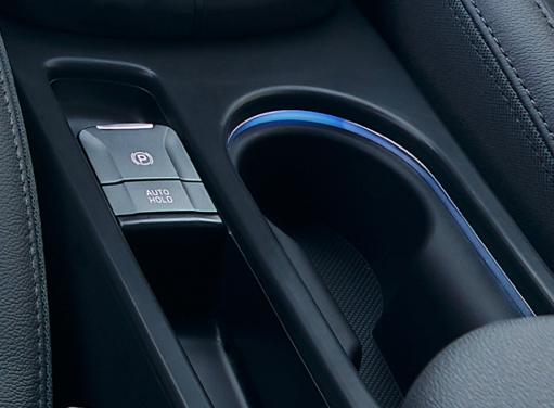 Hyundai Kona - Elektrische Parkbremse