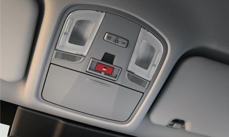 Hyundai Kona -eCall Notrufsystem