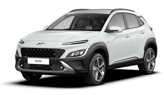 Hyundai Kona - Formular