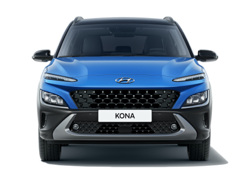 Hyundai Kona front - Design