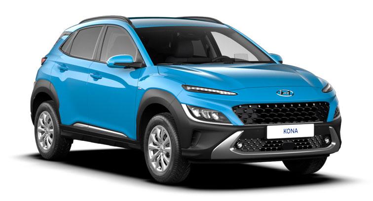 Hyundai Kona - Ansicht vorn