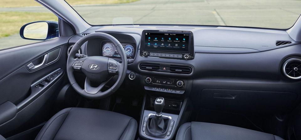 Hyundai Kona - Innenraum