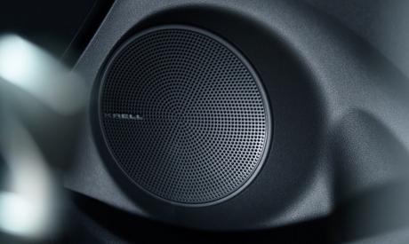 Hyundai Kona -Krell Soundsystem