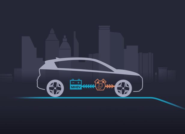 Hyundai Kona - Sparen beim Fahren