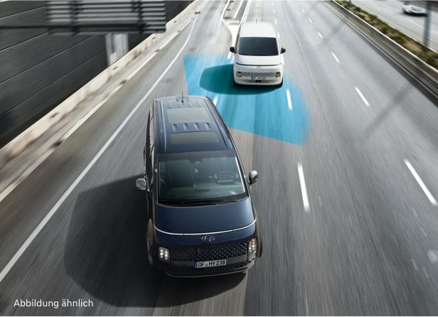 Hyundai STARIA - BCA