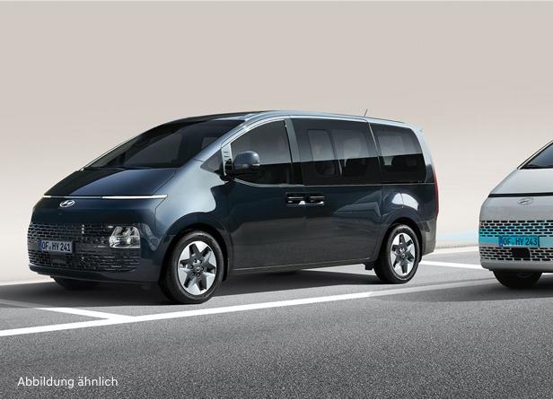 Hyundai STARIA - SEW