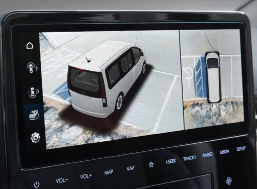 Hyundai STARIA - Around View Monitor
