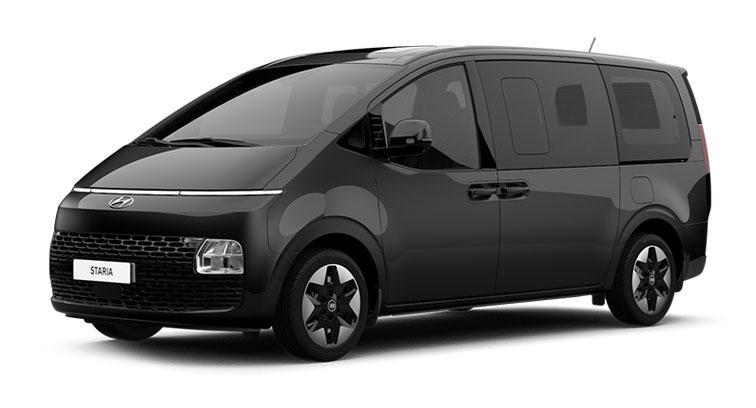 Hyundai STARIA - Ansicht vorn