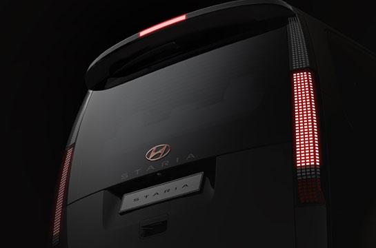 Hyundai STARIA - LED-Rückleuchten