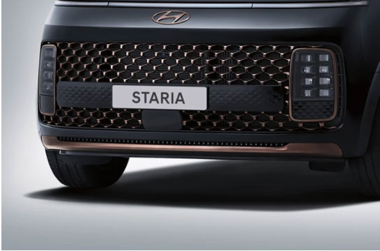 Hyundai STARIA - Kühlergrill