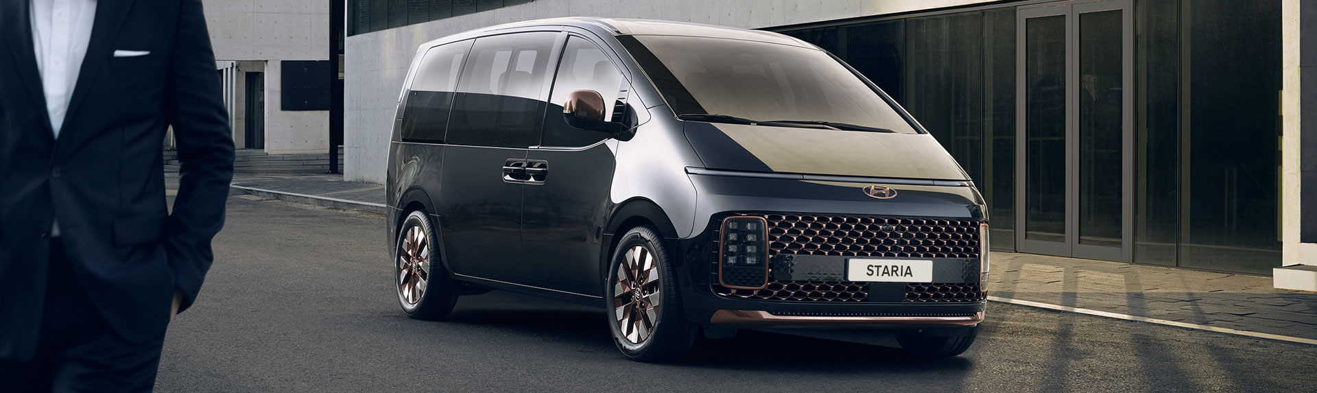 Hyundai STARIA - Panorama
