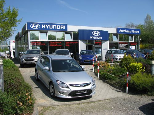 Hyundai Autohaus Körner GmbH - 2006