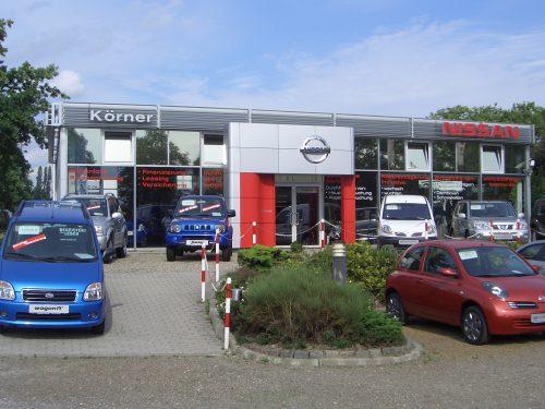 Autohaus Körner GmbH - 2005