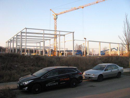 Neubau - Autohaus Körner GmbH - 2011