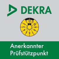 Anerkannter Dekra-Stützpunkt